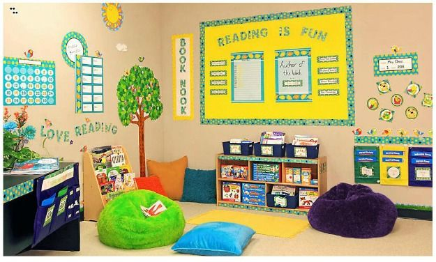 Classroom Decoration Ideas For Teachers : New teal appeal classroom design decorations and