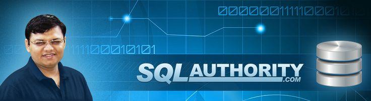 SQL Authority.