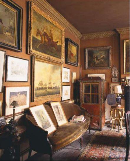 685 best inspiring georgian interiors images on pinterest for Interieur english