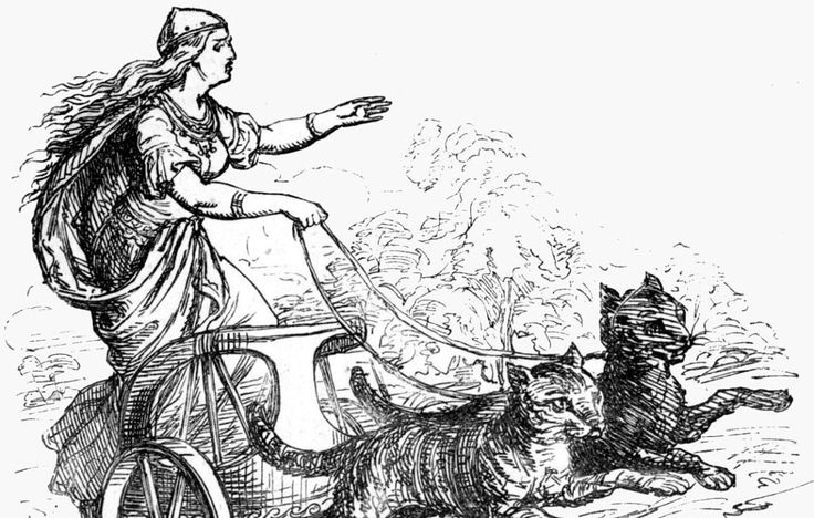 Start of Spring: An Invitation to Dream an Ode to Freya