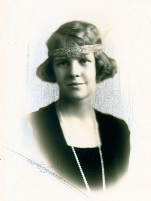 Rebecca Bott of Toledo, Ohio