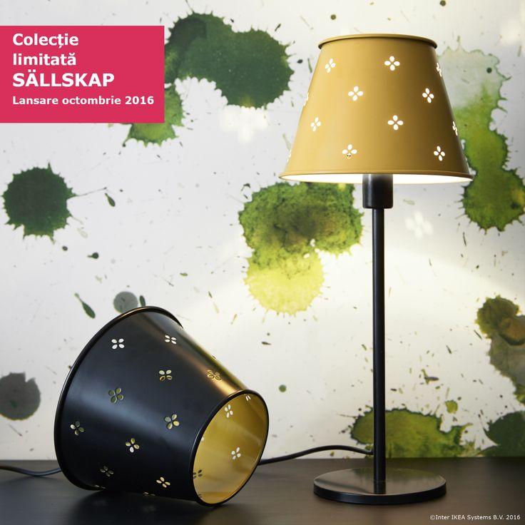 Din luna octombrie, o nouă colecție limitată își face loc în rafturile noastre: SÄLLSKAP – o colecţie care sărbătorește tradiţia artelor şi meşteşugurilor scandinave.