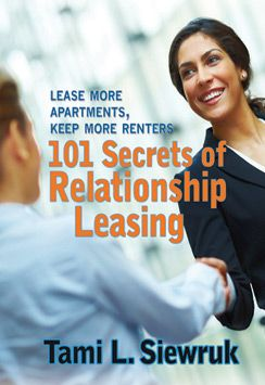 a MUST HAVE if you're looking to improve your leasing success or that of your team!