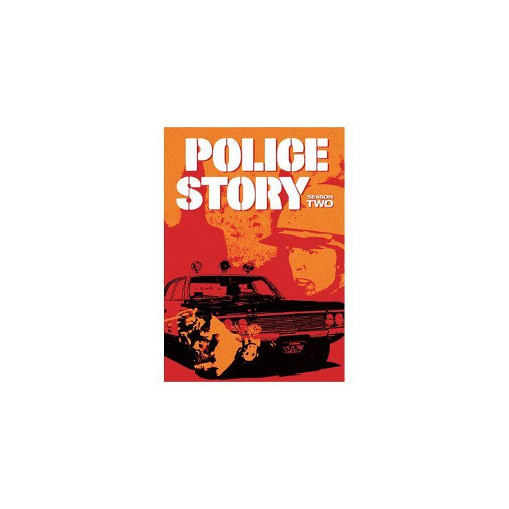 Police Story: Season Two (Dvd)