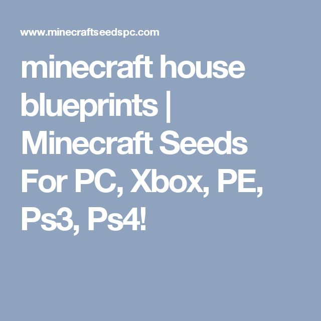 Top 25 Ideas About Minecraft Modern House Blueprints On