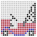 Kralenplank:  http://www.kleutergroep.nl/Pluk/Kralenplanken/kraanwagen.jpg