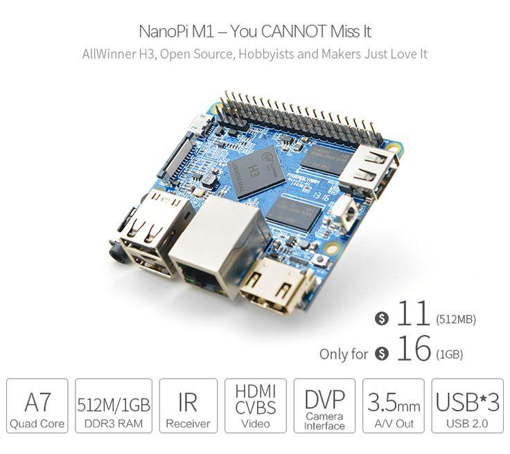 NanoPi M1