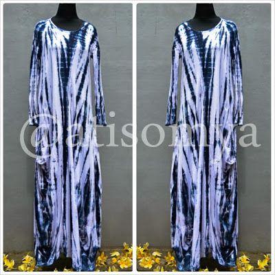 Gamis Jumputan http://hijabcornerid.com