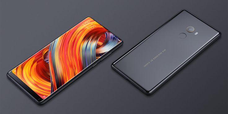 Xiaomi Mi Mix 2 es un bisel-menos potencia en tan solo $500