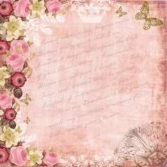 Papel Roses 2. #paper #scrap #roses
