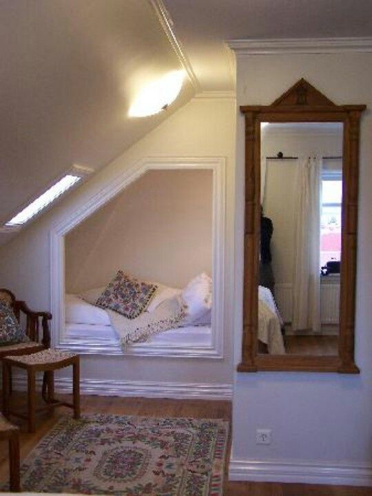 Alcove bed | Room | Pinterest | Stairs, Beds and Alcove bed