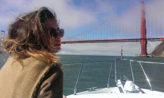 Maud Forget voyage