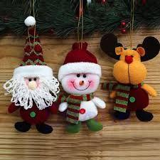 Resultado de imagen para muñecos navideños de trapo