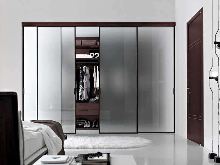 Nice Closet And Wardrobe Designs. Gorgeous Ultra Modern Tempered Glass Stikla Sliding  Doors By DOOR 2000 For Modern Walk In Wardrobe Closet Design.
