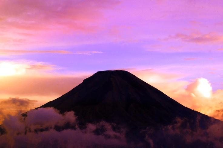 Slamet Mountain