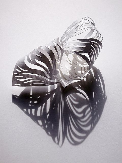 Paper Workshop:Paper Cut Cloud | Flickr - Photo Sharing! Richard Sweeney