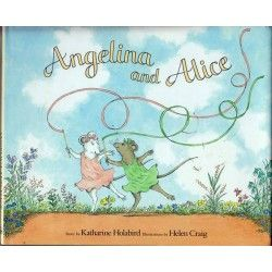 Love Angelina Ballerina? Read about her antics with Alice. www.thereadingnest.com.au