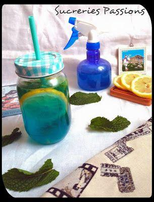 Limonada Azul (Blue Lemonade - Mi gran boda griega- My Big Fat Greek Weddind)