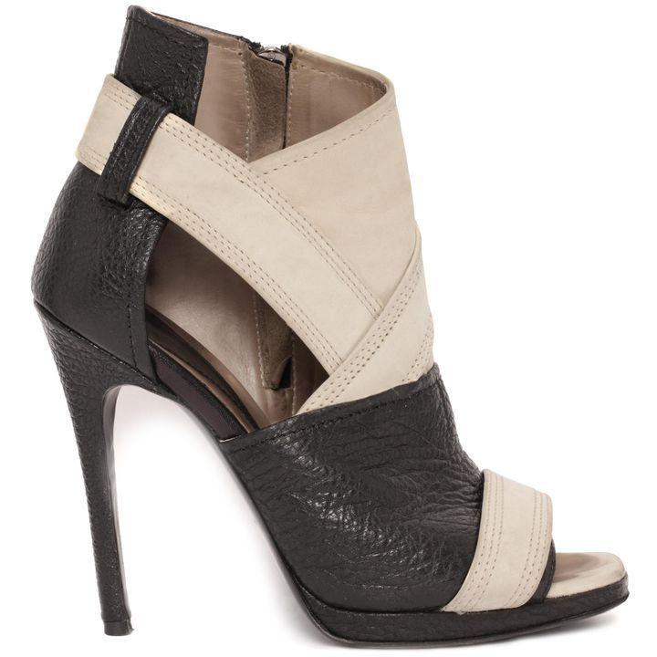 McQ Alexander McQueen|Shoes|The Lara Peep Toe Boot