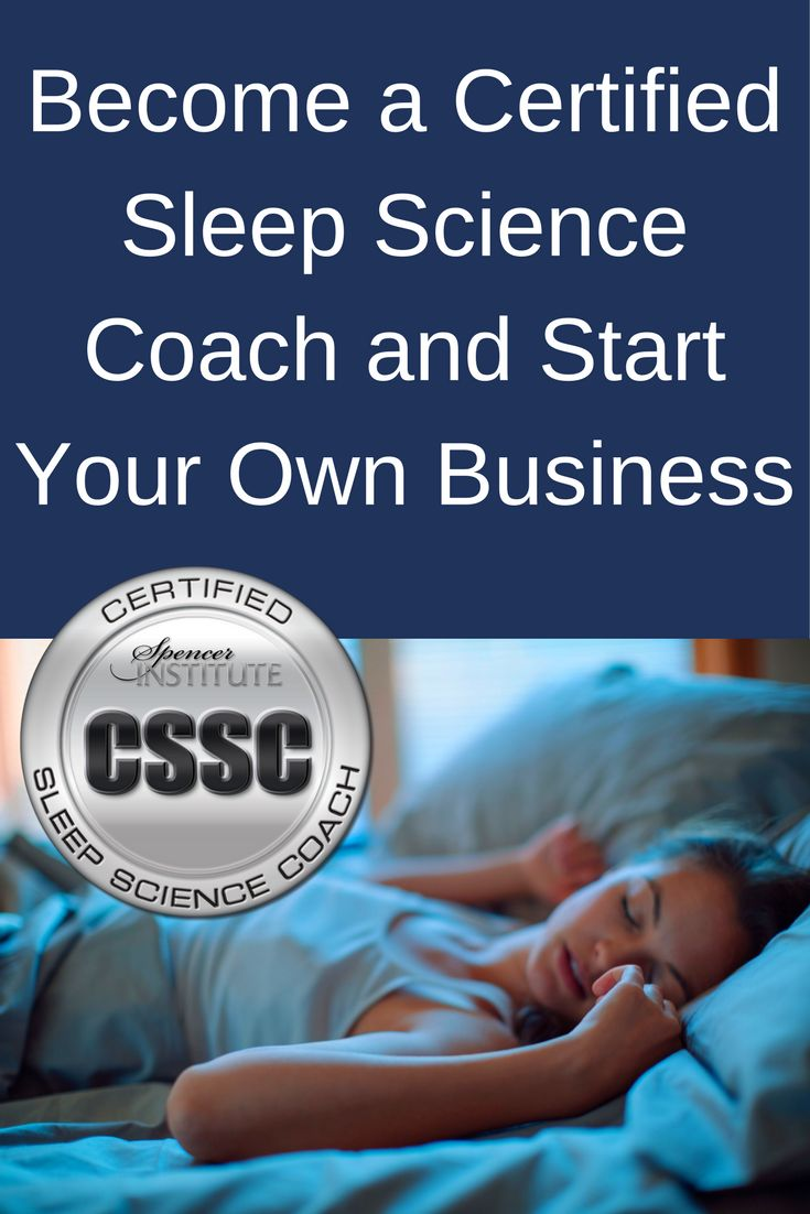 50 best health and fitness education images on pinterest nesta become a certified sleep science coach and start your own business in nesta and spencer 1betcityfo Gallery