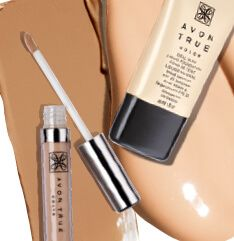 Image result for avon true color ideal nude makeup