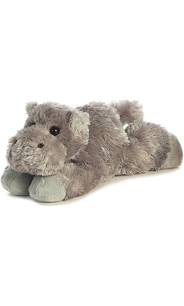 Little Howard the Stuffed Hippo Mini Flopsie by Aurora Best Price
