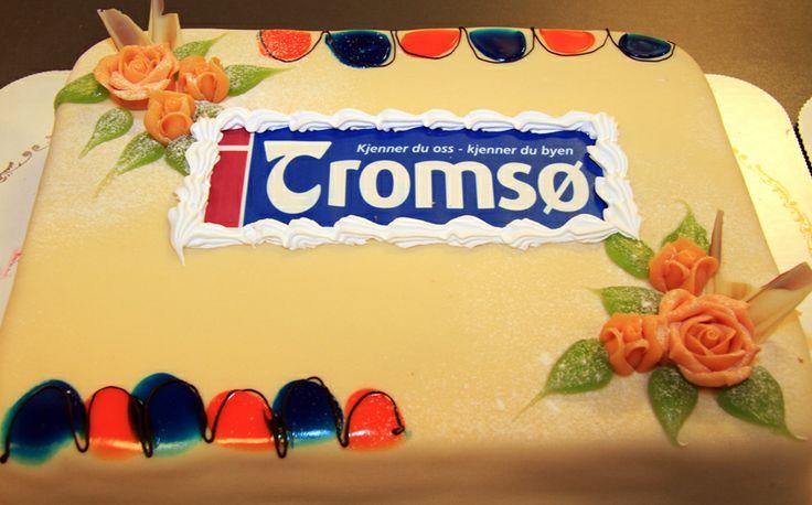 Feiende flott fredag, for i dag fyller iTromsø 116 år!