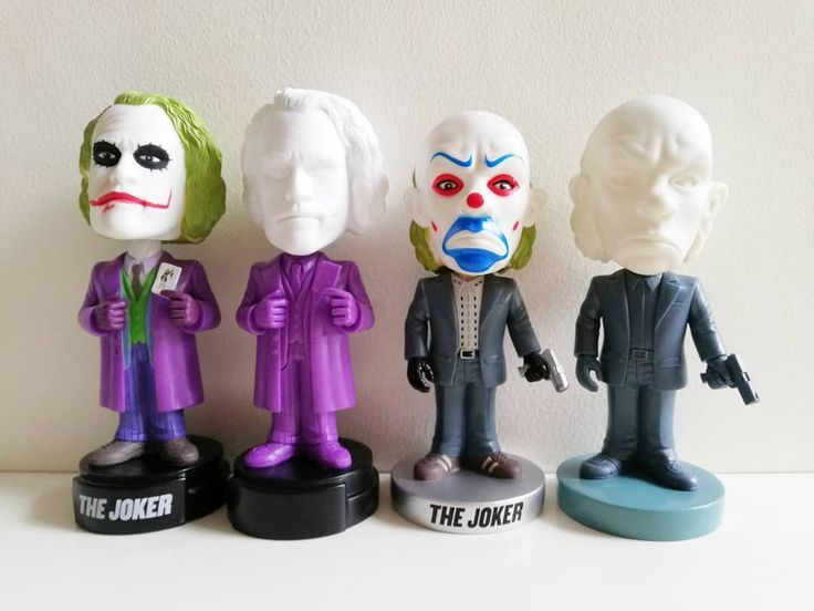 #WackyWobbler \m/ #Joker The Dark Knight Bank Robber prototype #funko #funkopop #funkopops #funkomania #funkoaddict #funkopopvinyl #dc #dccomics #batman #harleyquinn #toy #toys #toystagram #toys4life