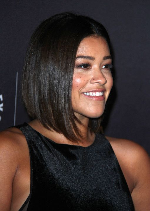 Gina Rodriguez at The Paley Hollywood Tribute To Hispanics in LA