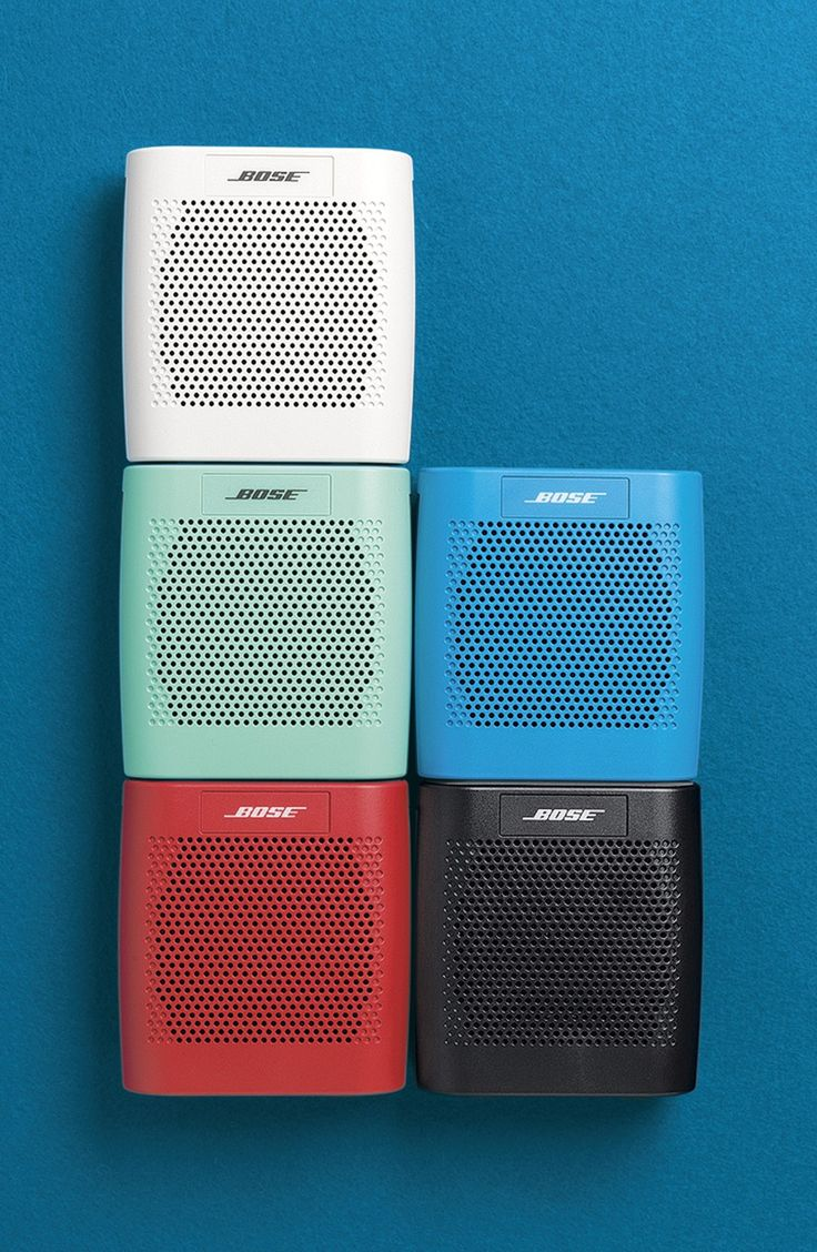 Bose® SoundLink® Color Bluetooth® Speaker