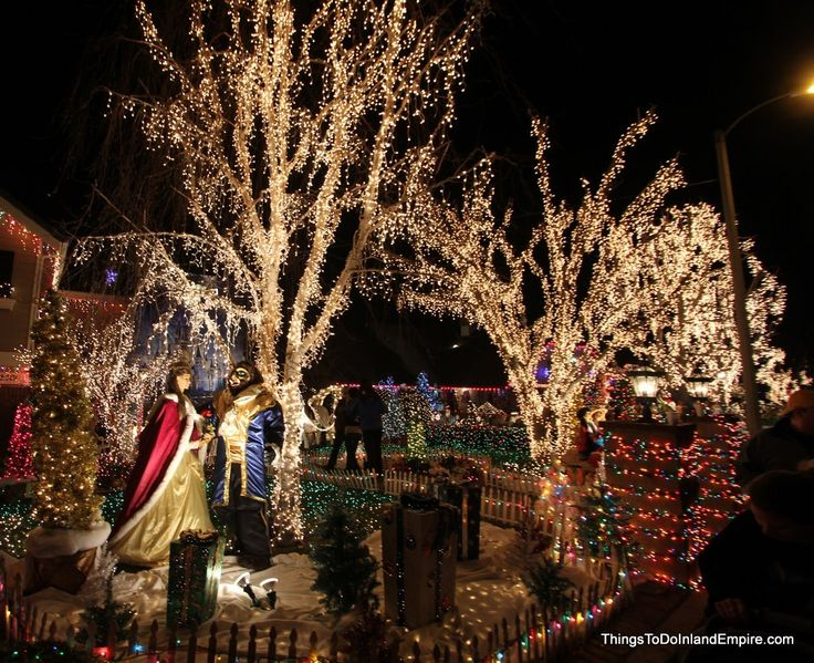 133 best christmas lights images on Pinterest | Holiday lights ...