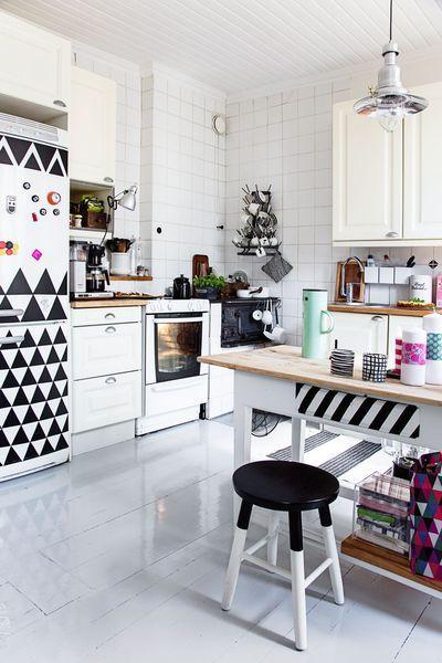 141 best Idées aménagement de cuisine images on Pinterest Kitchen - faire un meuble de cuisine soi meme