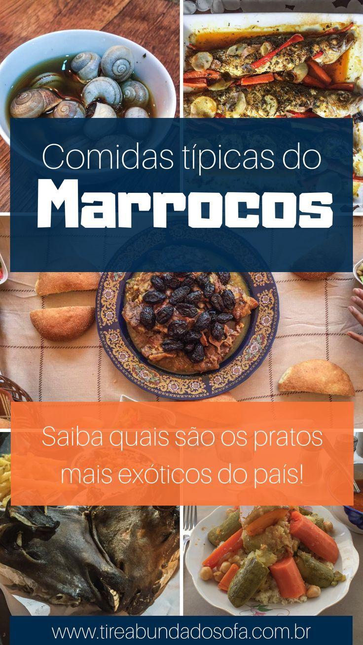 Comidas Tipicas Do Marrocos Guia Com 6 Coisas Que Voce Precisa
