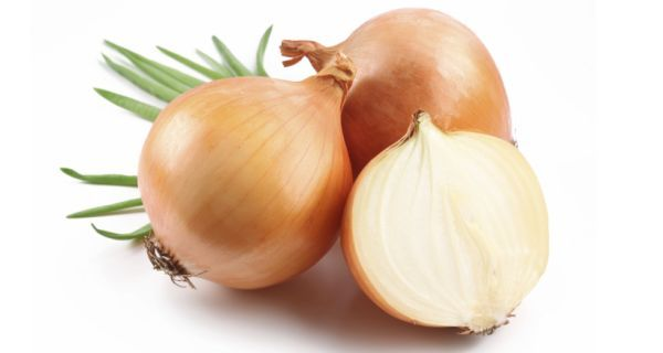 Try using onions and say goodbye to hair fall.