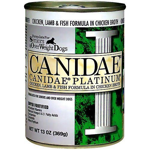 Canidae Platinum Canned Dog Food by CANIDAE *** You can find more details by visiting the image link. (This is an affiliate link and I receive a commission for the sales)