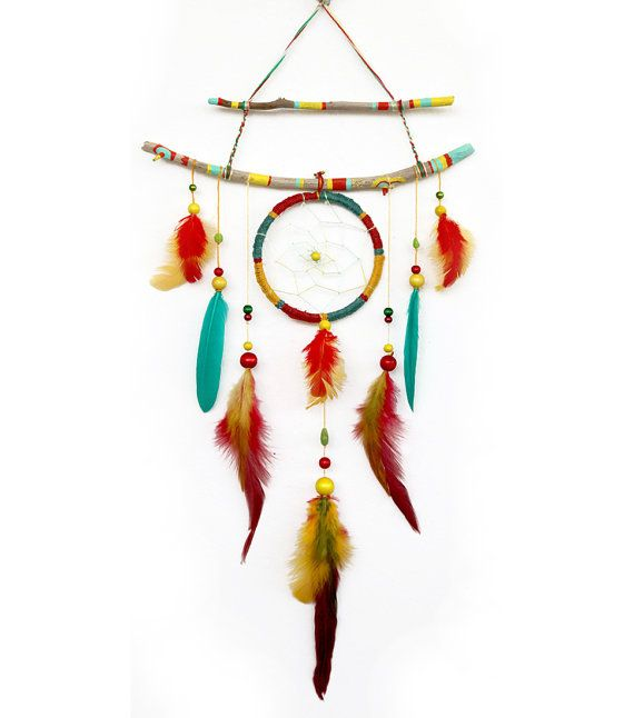 how to make a dream catcher from a doillie