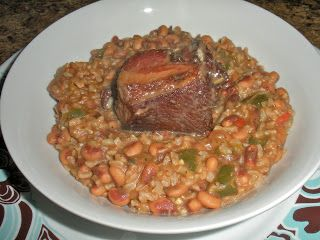 Chef JD's Food and Recipe Blog: Hoppin' John