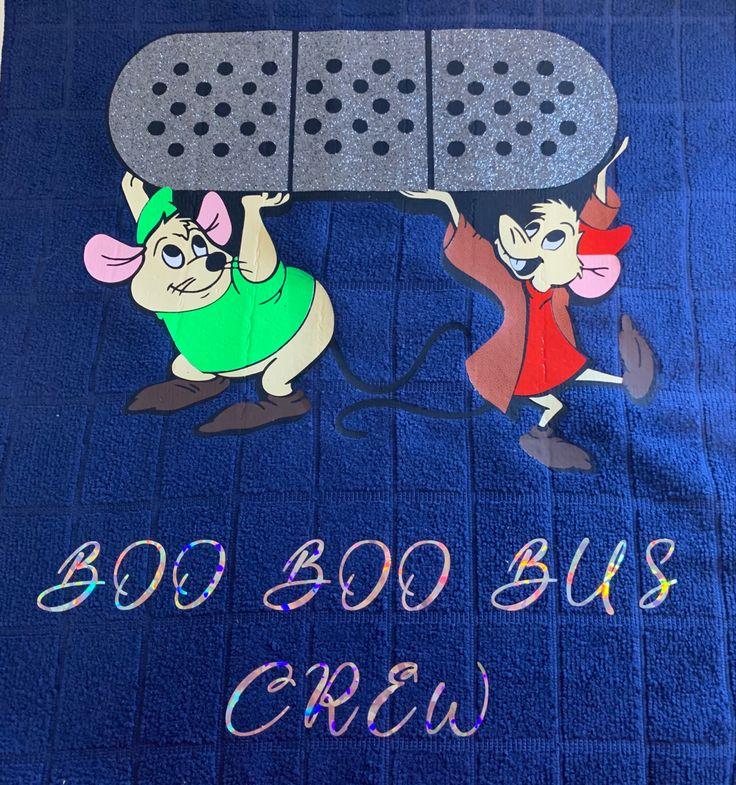 Boo boo bus crew towel in 2020 Kids rugs, Kids, Boo