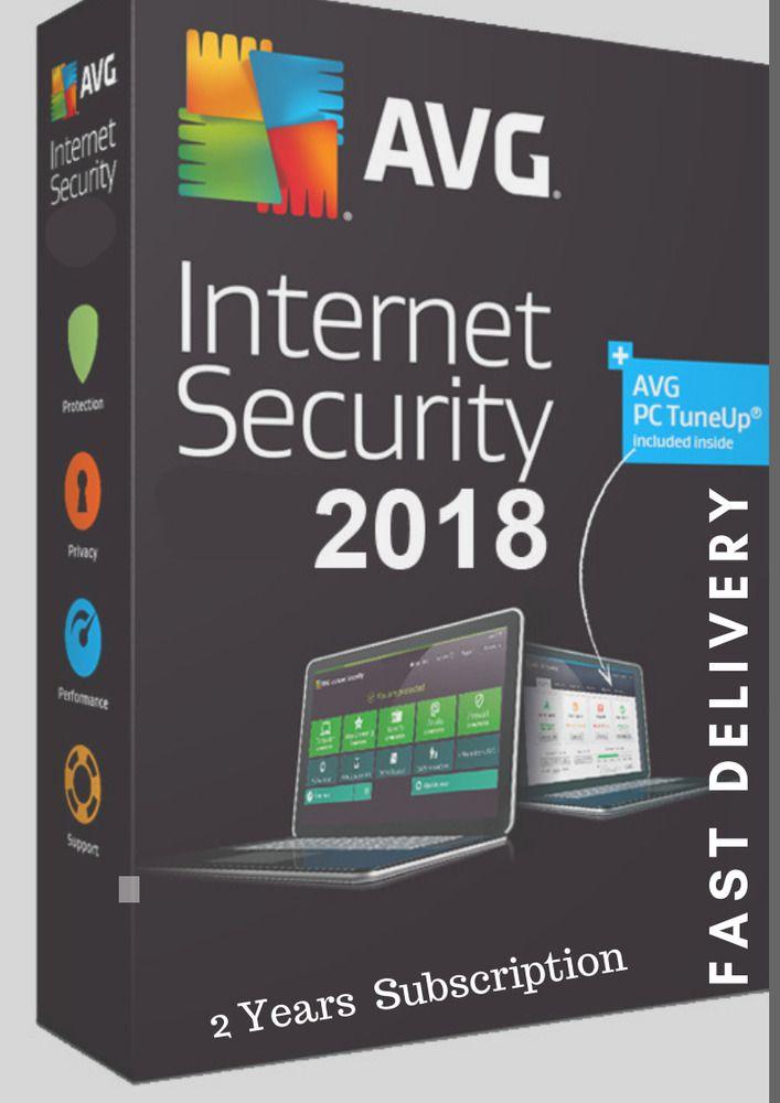 DOWNLOAD AVG INTERNET SECURITY & ANTIVIRUS PRO 2018 1 PC 2 YEARS
