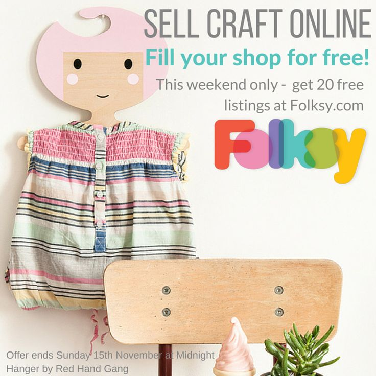 News, interviews and tips for designers and makers from Folksy