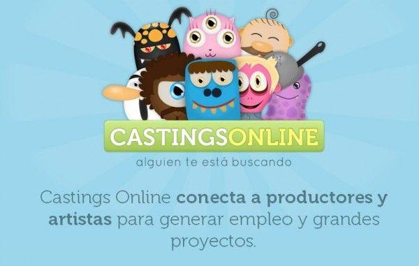 Castings Online, un servicio que conectaba productores con artistas funcionando así como bolsa de trabajo para artistas escénicos.