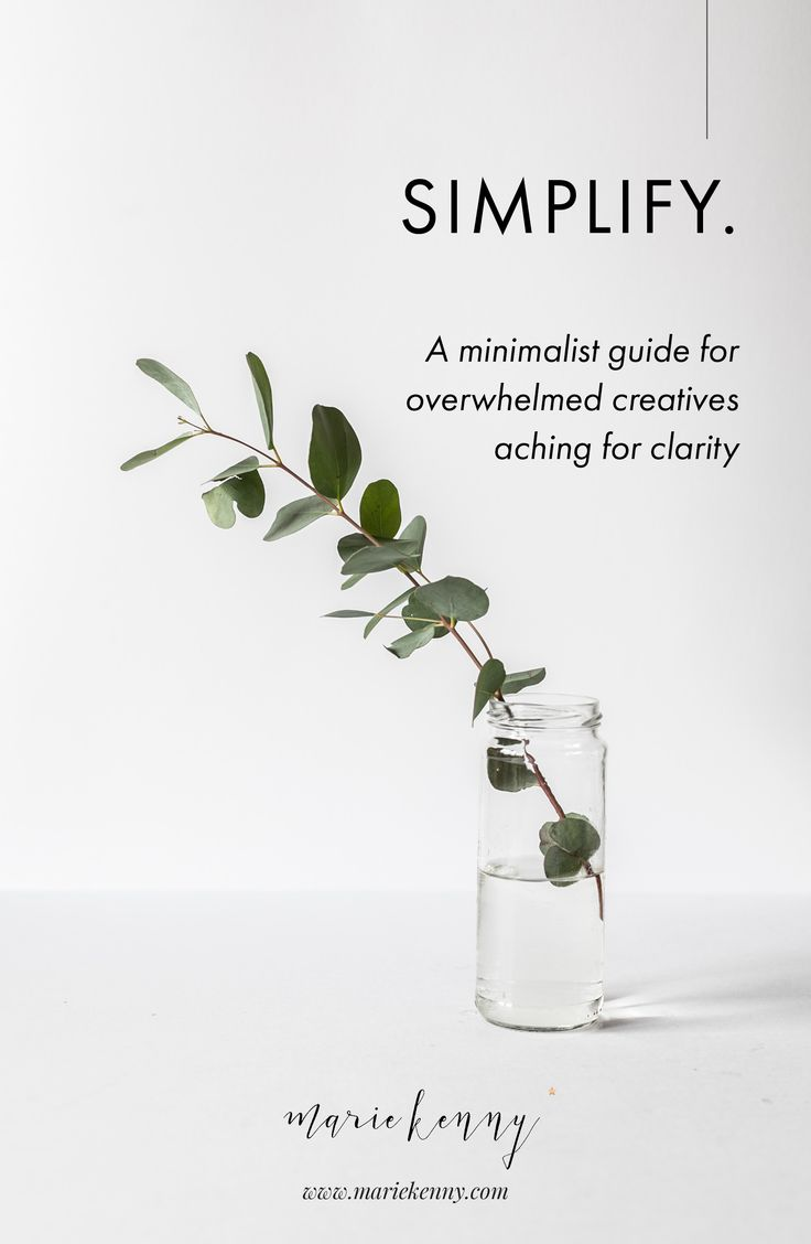 FREE GUIDE | I keep getting asked by fellow creatives how I use minimalism in my creative life. How did it help me gain clarity, and where would one even start to find more joy, freedom, focus and fulfilment in their work and life with the help of minimalism? So I decided to save you a lot of headaches and put the result of a few years of trial and error in a beautiful 45-page practical guide where you'll find tips, journaling questions and thought starters