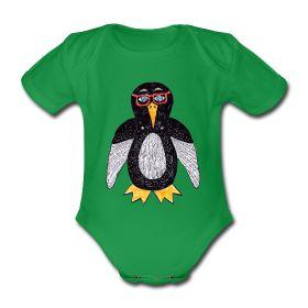 Flip Flap Penguin (3mths-18mths) ~ 1213
