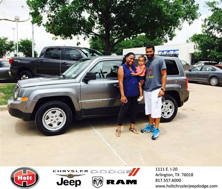 The Jeep We Purchased: Congratulations To Jarel Warren On Your #Jeep #Patriot