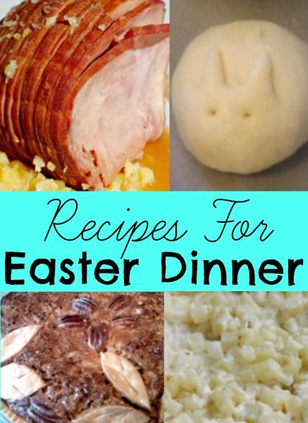 35 best images about easter dinner recipes on pinterest for Food for easter dinner