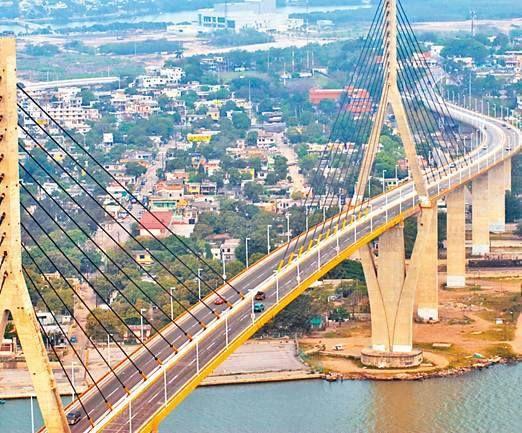 Puente Tampico, Tamaulipas México. http://www.travelandtransitions.com/destinations/destination-advice/latin-america-the-caribbean/mexico-travel-beach-holidays-eastern-mexico/