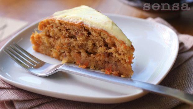 Torta od mrkve i jabuke — slatko i neodoljivo — Sensaklub.hr