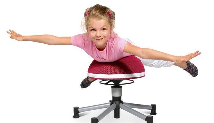 Dynamisches Sitzen  #Bewegung #Gesundheit