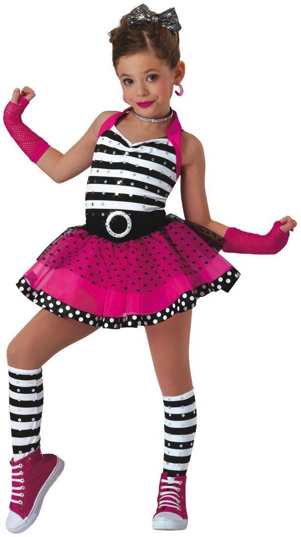 Little Girls Dance Outfit