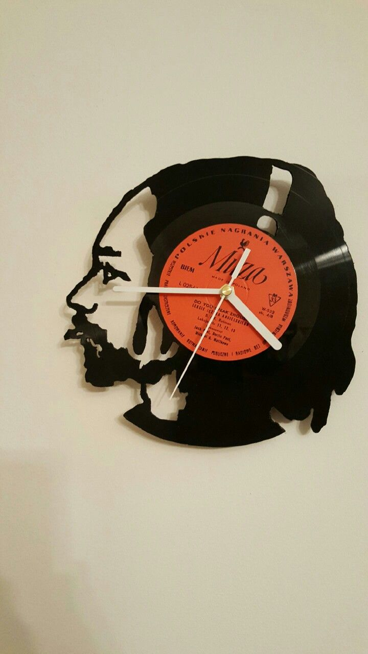 Vinyl clock - Snoop  Dogg
